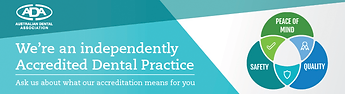 ADA Accredited Dental Practice Hampton Dental Centre