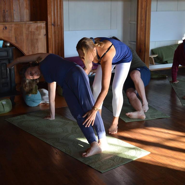 Yamas & Niyamas of Patanjali   Basic Yoga & Meditation Retreat