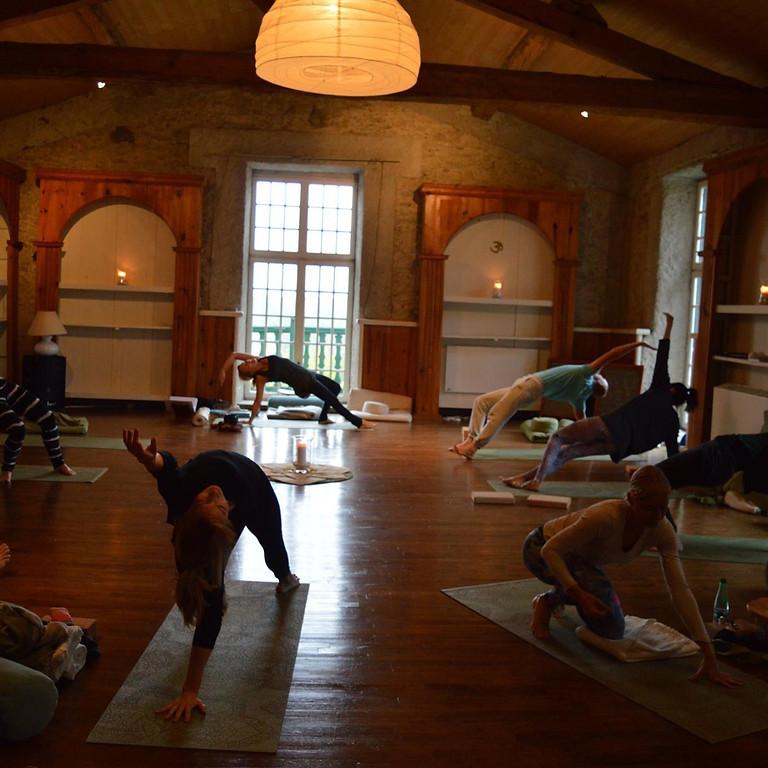 Yoga & Meditation Intensive Retreat   Introduction to the Bhagavad Gita   Raja Yoga Teacher Training Module III