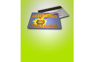 Weber Bingo Winners Circle