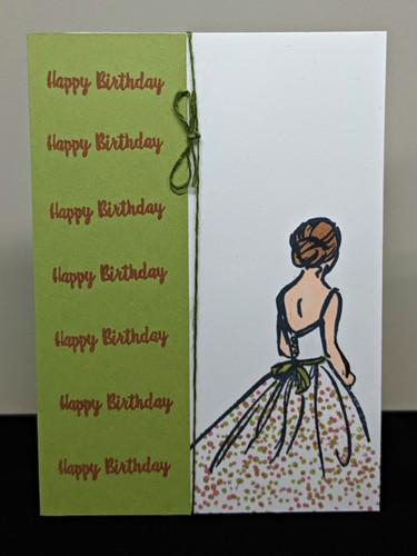 Happy Birthday Polka Dots Wonderful Mome