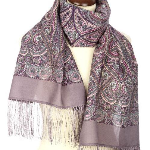 Russia - wool scarf
