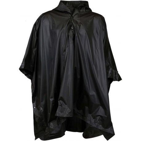 Poncho, PVC rain cape, waterproof and windbreaker