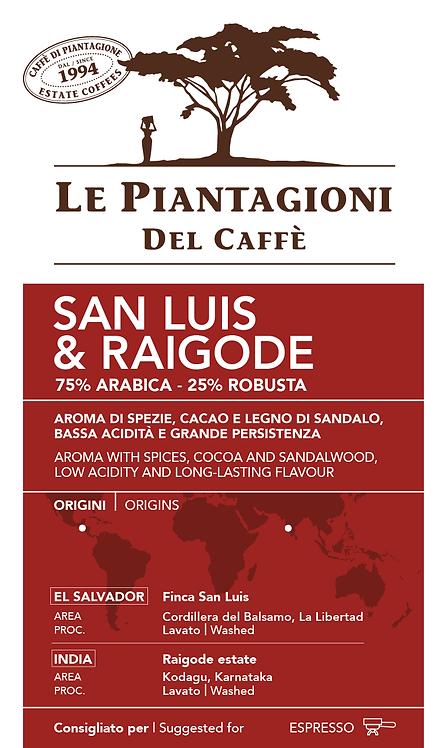 Le Piantagioni Del Caffe, café San Luis & Raigode