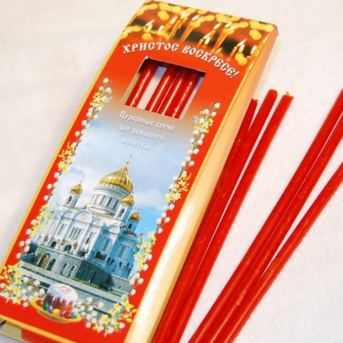 Orthodox candles