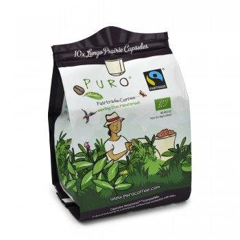 PURO, capsules de café PRAIRIE, 10 caps