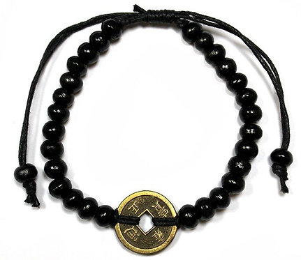 Bracelet feng shui de Bali