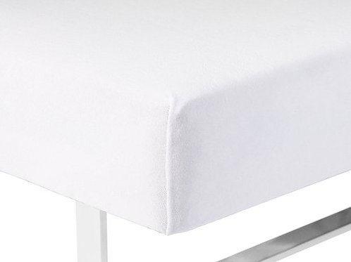 KRONBORG - Towelling fitted sheet