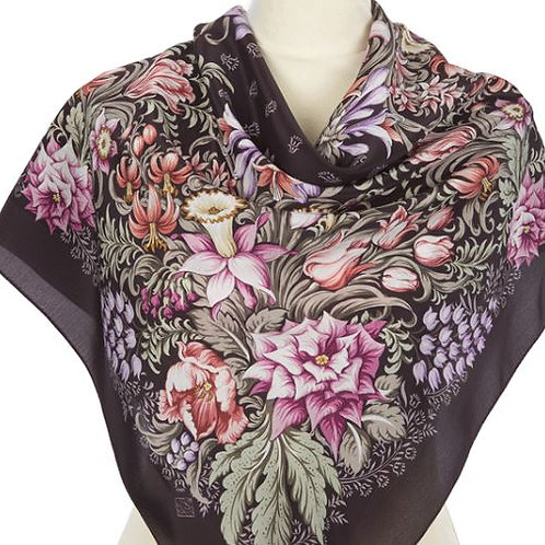 Russia - silk foulard