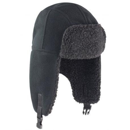 Fleece sherpa chapka, Thinsulate isolation