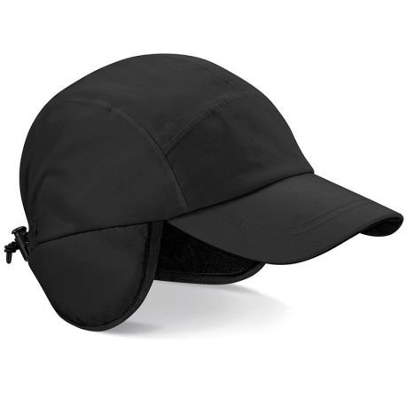 Breathing and waterproof mountain cap