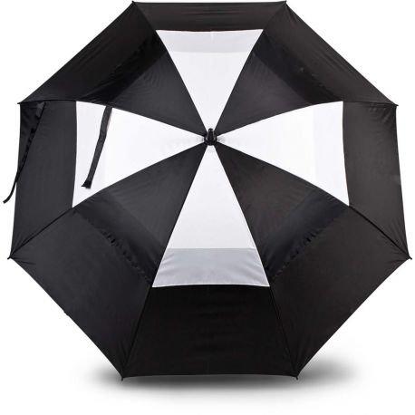 Professional golf umbrella, manual opening with security cursor