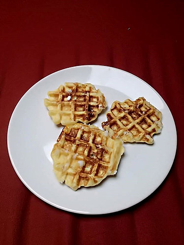ToiMoiNous3 - Homemade Tina butter waffles