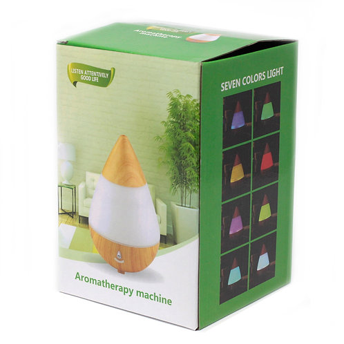 Teardrop aroma atomiser - USB - LED colours