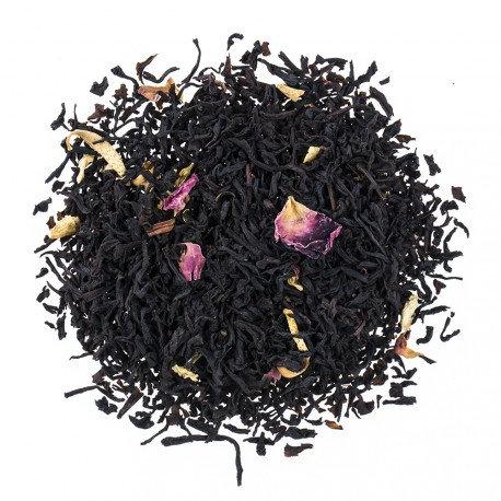 Teatower - perfumed black tea - the wonderful lamp