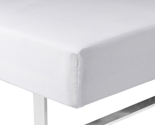 KRONBORG - Satin fitted sheet