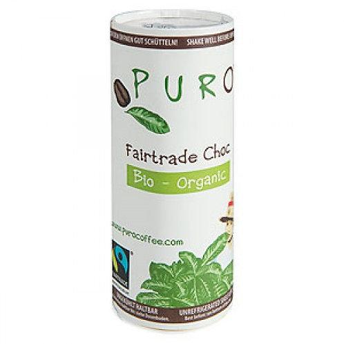 PURO - chocolate milk, 230 ml