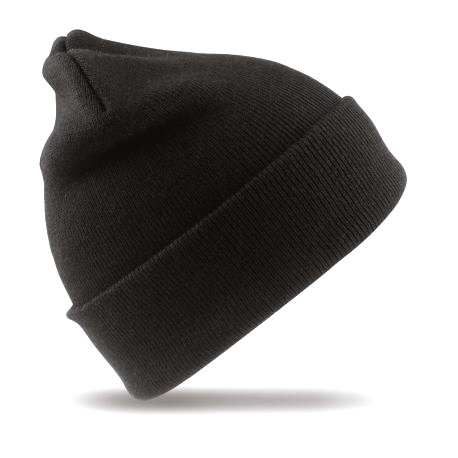 Thick and covering beanie, double thickness