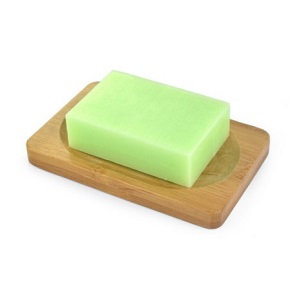 Natural soap with ginger oil