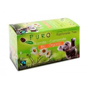 PURO, Fair-trade tea - Camomile
