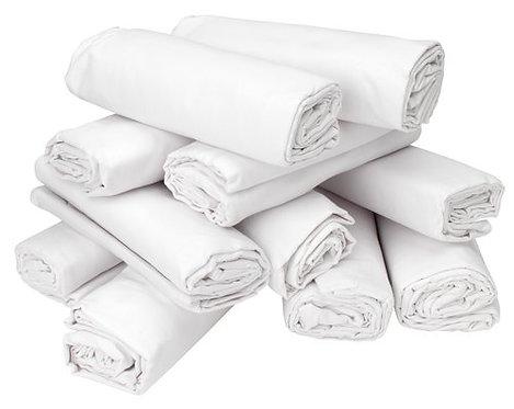 Drap 100% coton, 135 x 240 cm