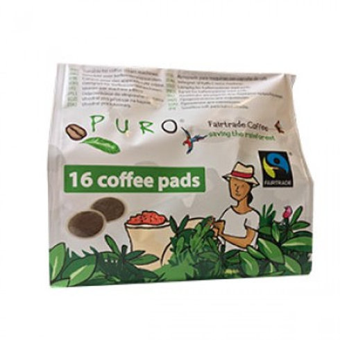 PURO, dosettes de café