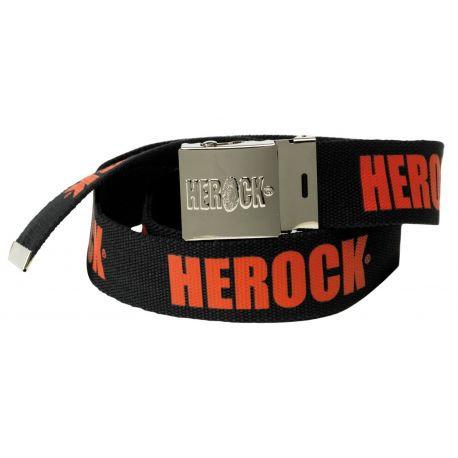 HEROCK adjustable waist belt, buckle with a bottle-opener