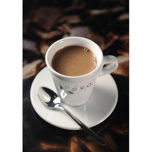 PURO, Instant fair-trade milk chocolate (100 sachets )