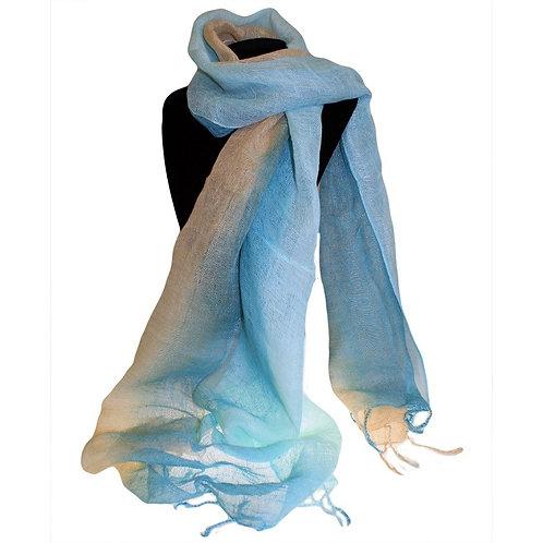 Classic linen scarve