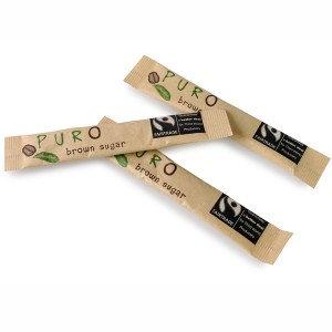 Puro, Fair-trade cane sugar in logs
