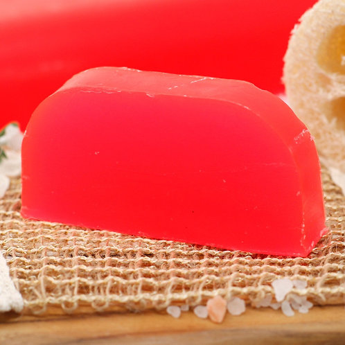 Solid shampoo with argan base - Jasmine  (curly hair)