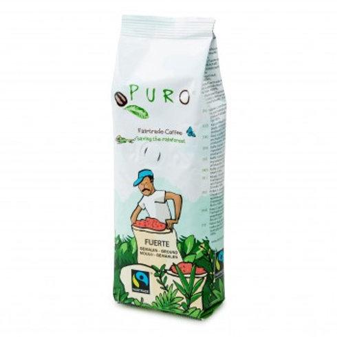 PURO, café espresso FUERTE, 250g