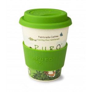 PURO, Bamboo cup
