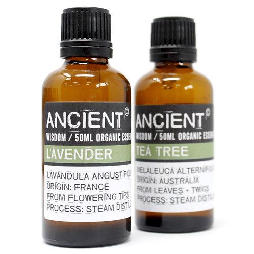 Essential organic oil