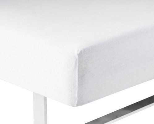 KRONBORG - Jersey fitted sheet 100% cotton