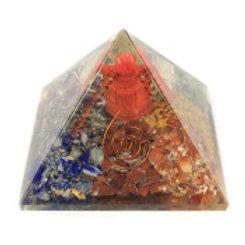 "Orgonite ""pyramide"" - Ganesh"