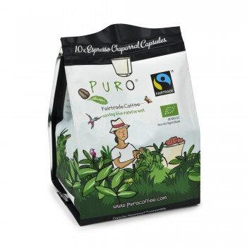 PURO, capsules de café CHAPARRAL, 10 caps