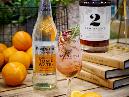 Two Accents Gin now at Fox Creek!