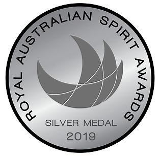 SILVER_MEDAL Royal Australian Spirits Aw