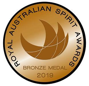 BRONZE_MEDAL Royal Australian Spirit Awa