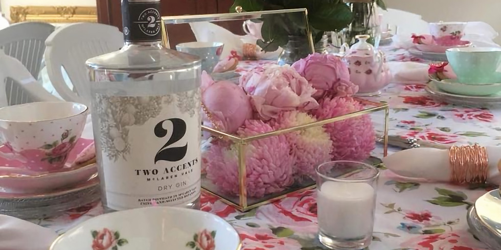 Two Accents Winter High Tea