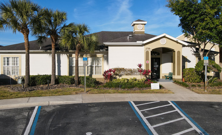 Hickory Pointe Senior Clubhouse