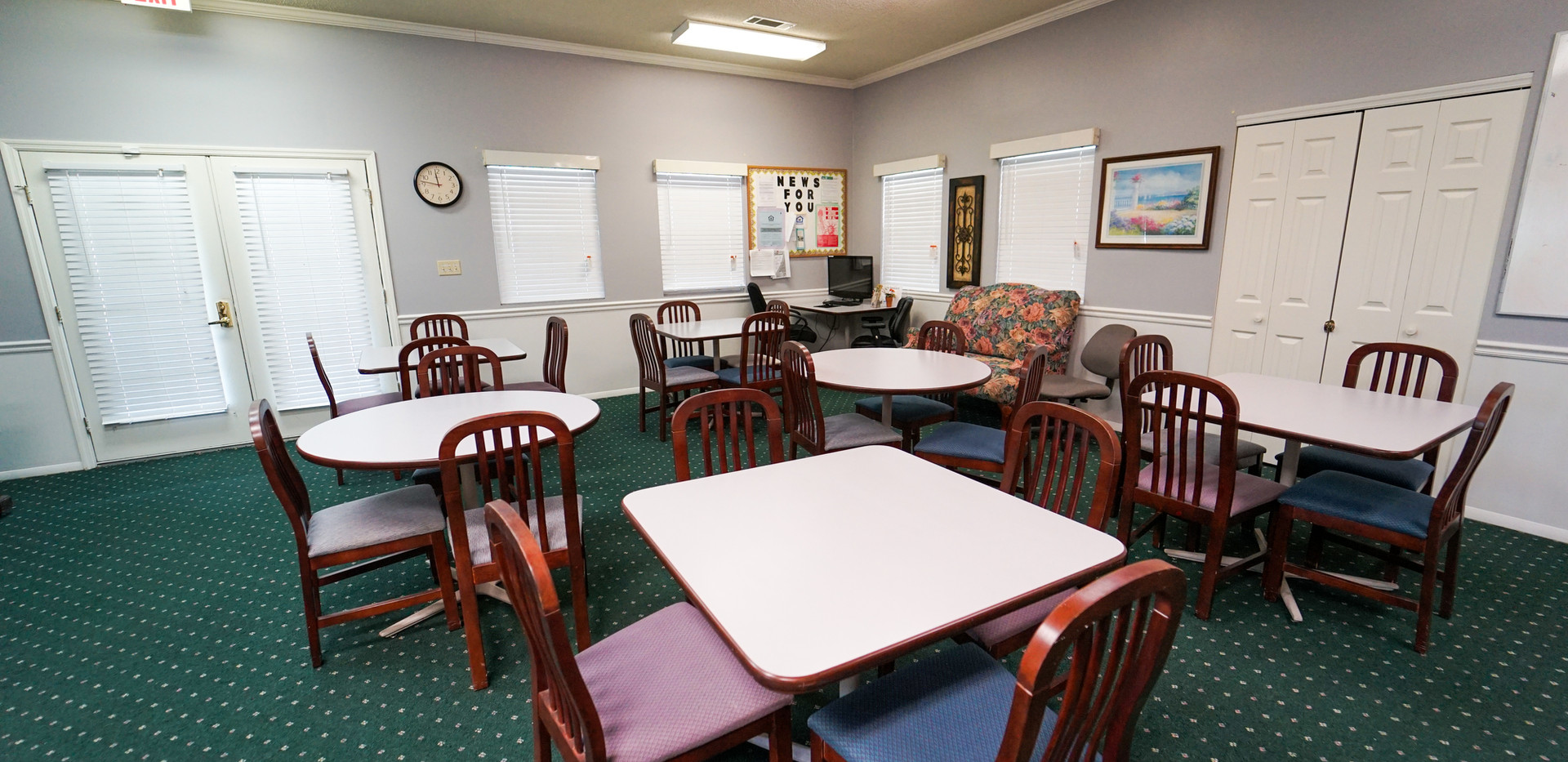 Interior Community Room
