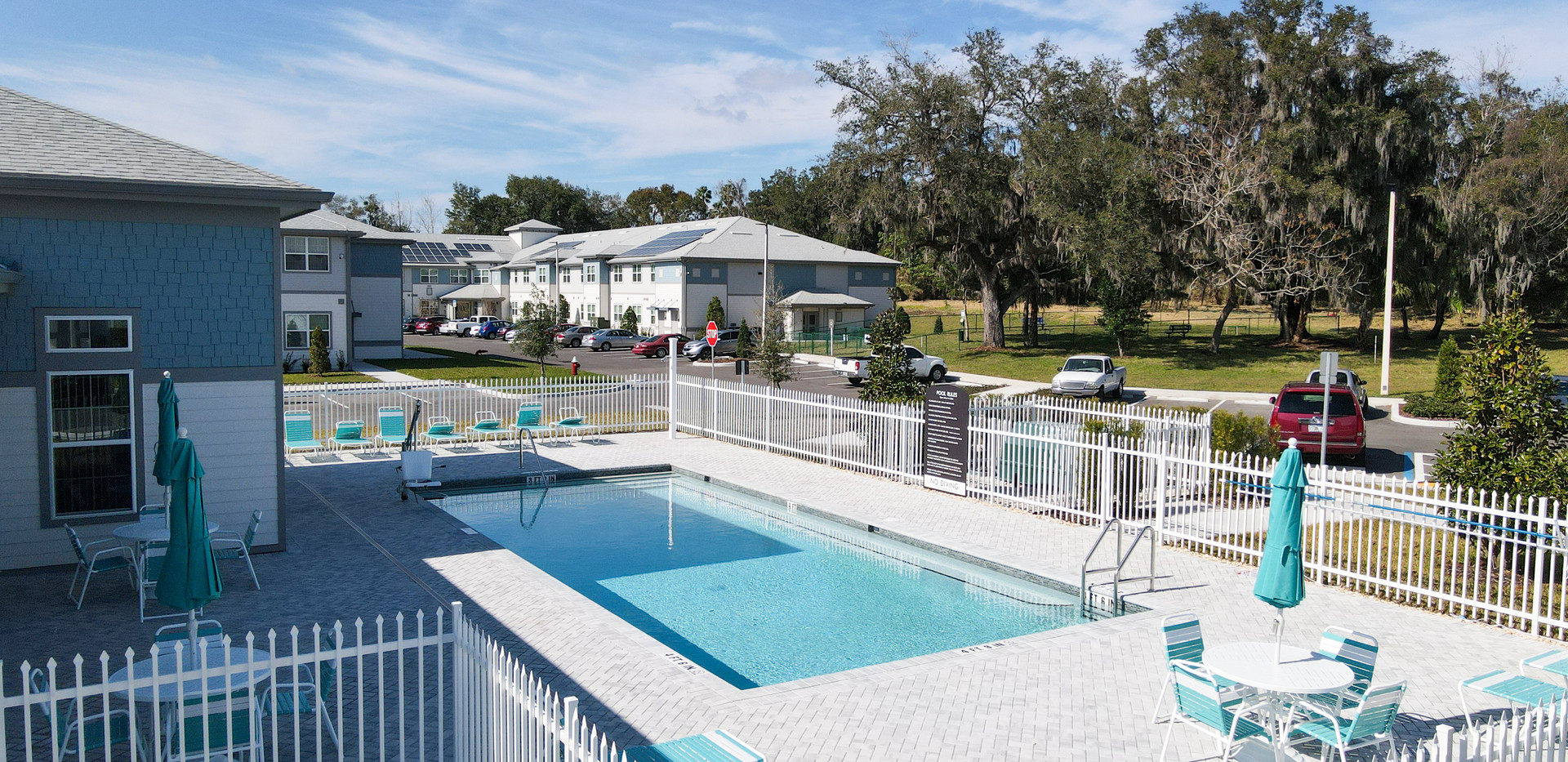 Banyan Reserve Apartments Pool