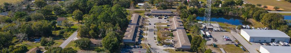 Hickory Glen Aerial Photo