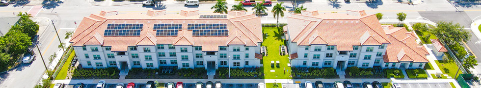 Banyan Court Aerial Photo