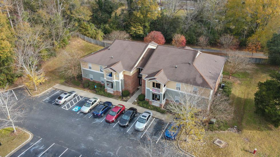 Hollybrook Apartment Aerial Photo