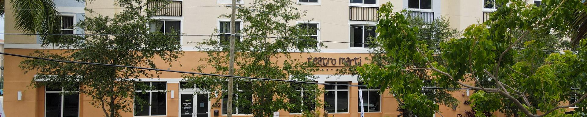 Teatro Marti Building Exterior