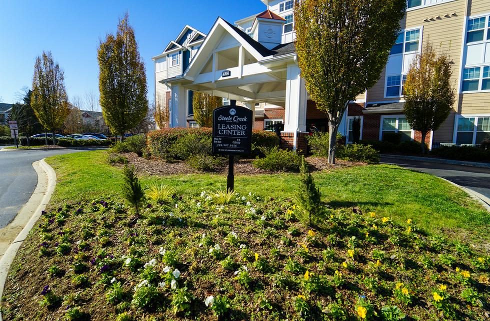 Steele Creek Apartments Exterior Photo
