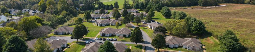 Oakbrook Terrace Aerial Photo